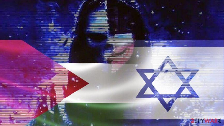 #OpJerusalem campaign JCry ransomware