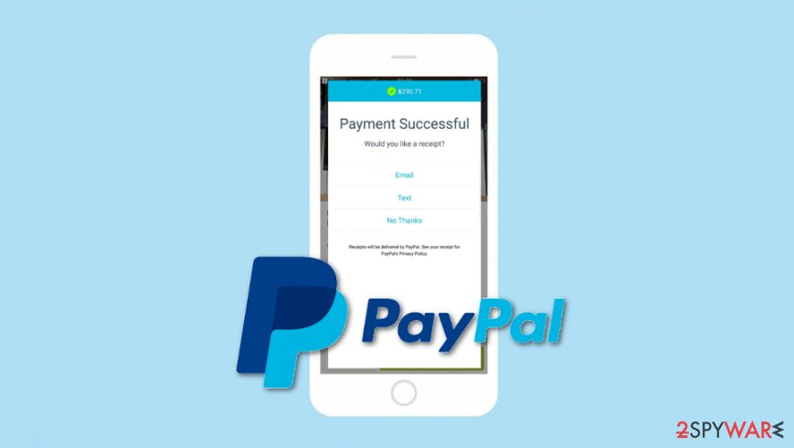 PayPal hack reported by German users