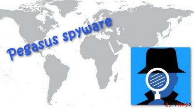 Numerous countries affected by Pegasus spyware