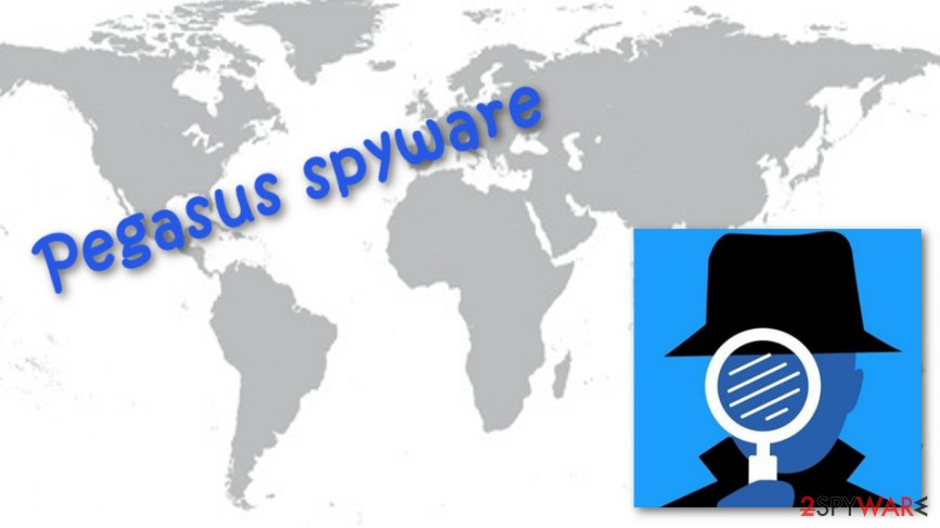 Pegasus spyware targeting human rights activists in 45 countries
