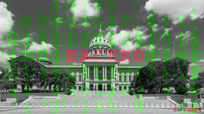 Pennsylvania Senate Democrats ransomware attack