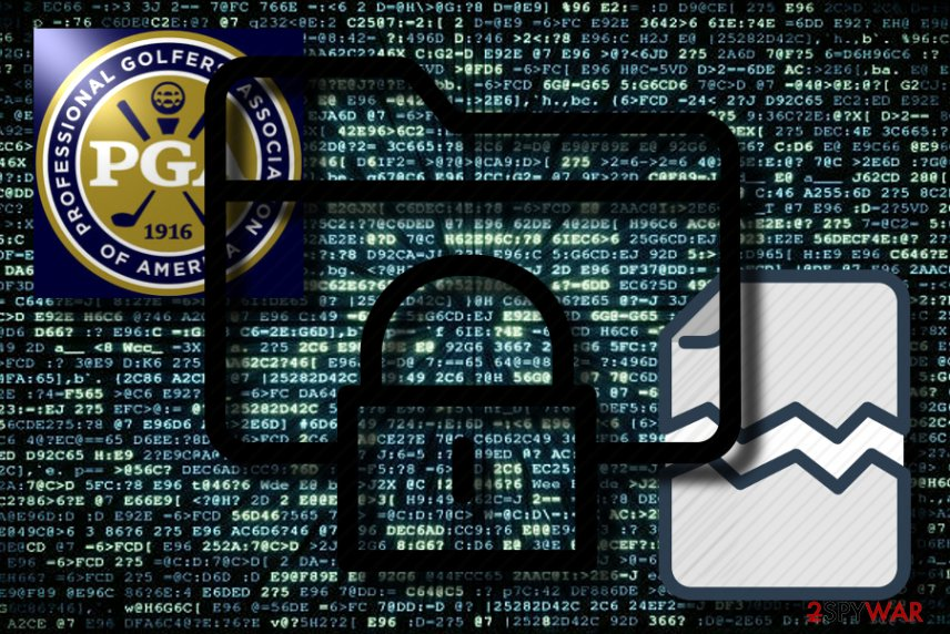 PGA of America servers are locked by ransomware