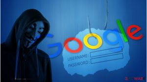 Hackers use phishing to steal Google accounts