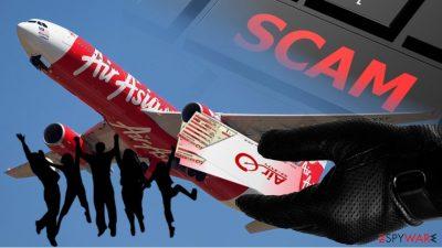 Free flight ticket scam strikes again on Facebook