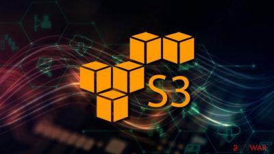 Amazon S3 bucked exposed data