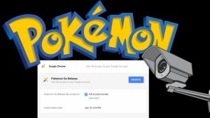 The popular Pokemon Go and its issues with privacy