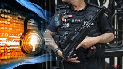 Police Federation hit by ransomware