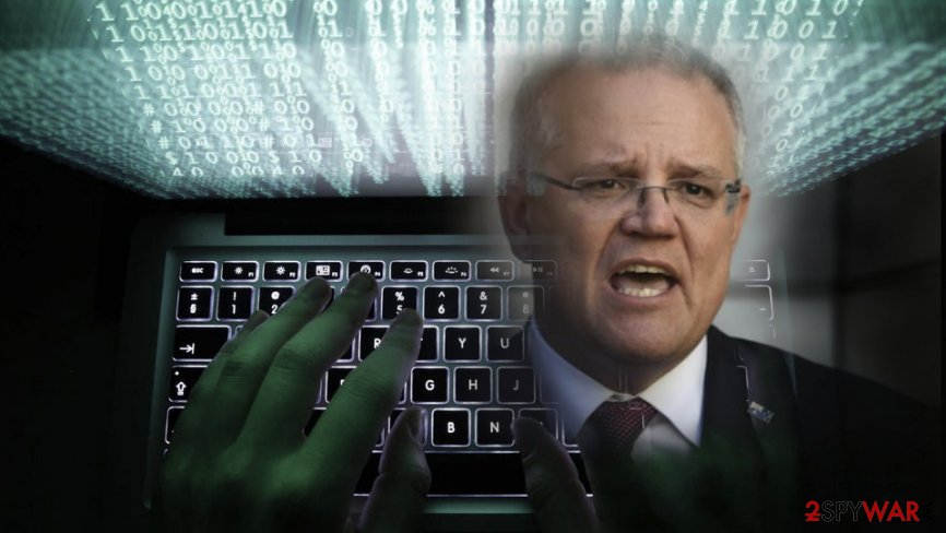 Unnamed malicious actor targets Australia
