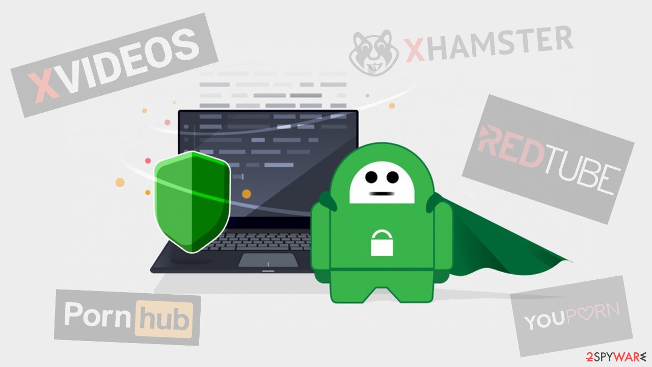 Protect your privacy when browsing porn sites with a VPN