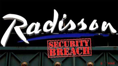 Radisson Reward program breach