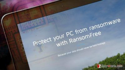 RansomFree project joins the fight against ransomware