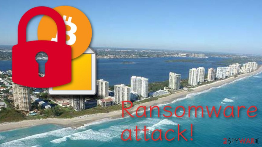 Riviera Beach agrees to pay a ransom of 65 BTC for data recovery
