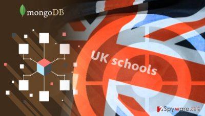 UK schools and MongoDB databases among ransomware targets