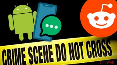 Android/Filecoder.C malware attacking Androids via Reddit and SMS