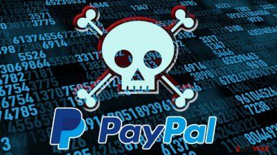 Ransomware uses PayPal Phishing