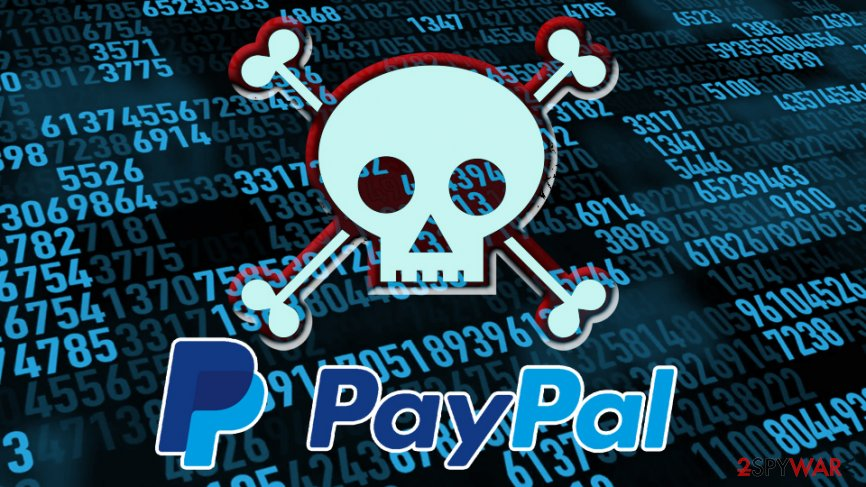 Ransomware uses PayPal Phishing