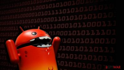 RedDrop Android malware steals personal information