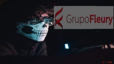 REvil attacks Grupo Fleury