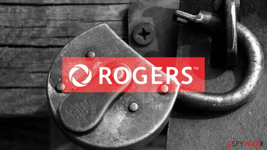 Rogers data breach