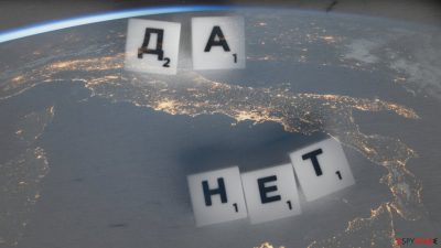 Having Russian language setting can help prevent malware attacks