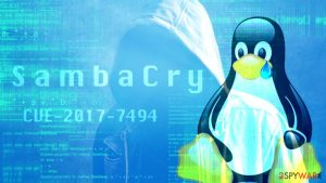 SambaCry malware enrolls infected Linux systems into a cryptocurrency mining botnet