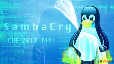 SambaCry malware enlists victims into a botnet