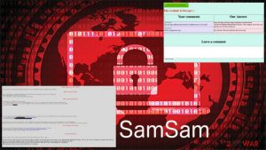 SamSam ransomware collected almost $6 million from ransom payments