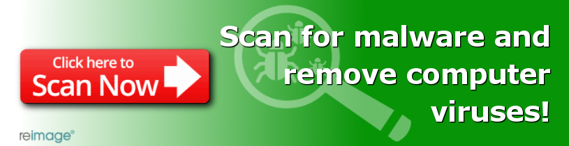 Remove computer viruses with Reimage