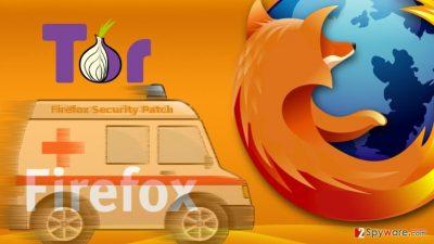 Firefox zero-day update