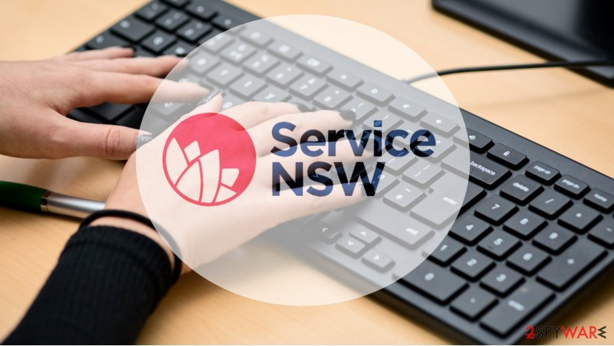 Service NSW confirmed the data loss