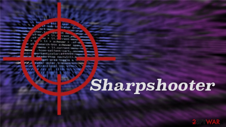 New malware Sharpshooter hits global defese