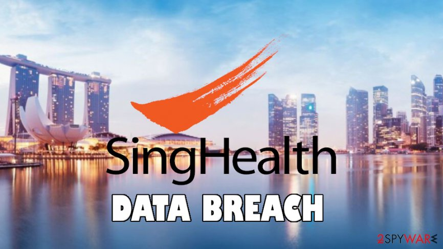 1.5 million patients' data stolen in Singapore