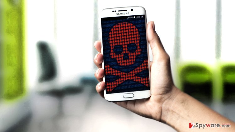 Reasons why hackers target smartphones