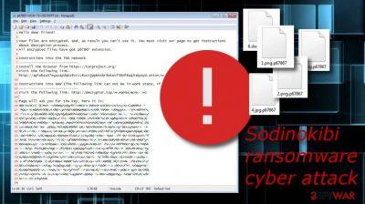 Sodinokibi ransomware spread by misusing Oracle WebLogic Server Flaw