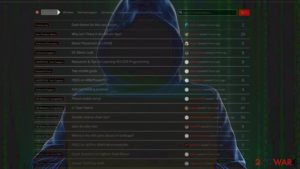 Sodinokibi creators leak and sell data stolen from organizations