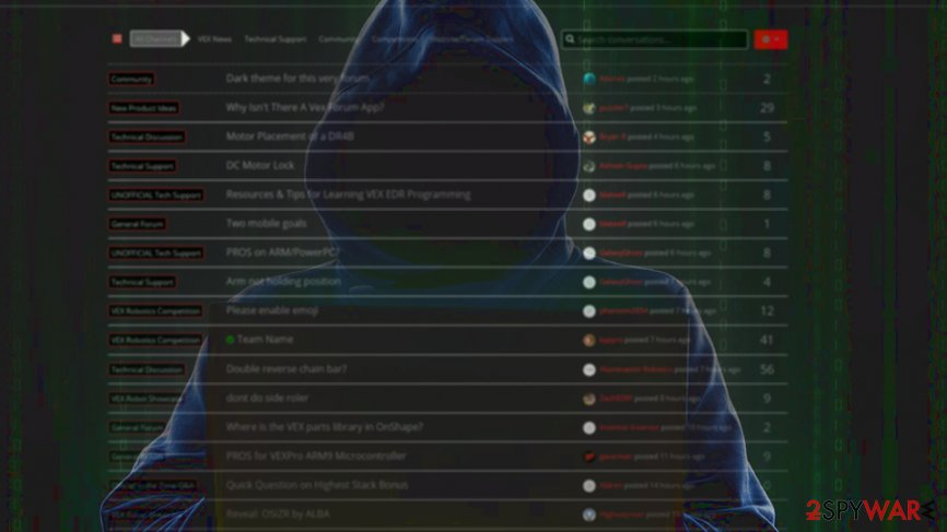 Data stolen during Sodinokibi attack made public by hackers