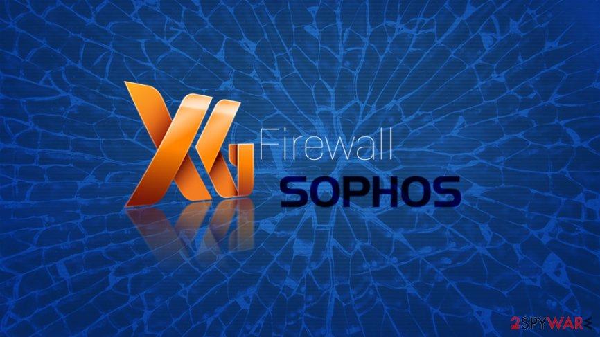 Sophos XG Firewall zero-day patched