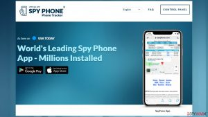 FTC bans the first company for stalkerware – Spyfone surveillance app