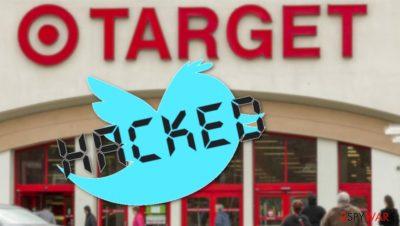 Target's Twitter account got hacked