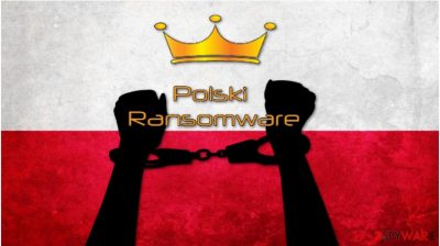 Polski ransomware author is arrested