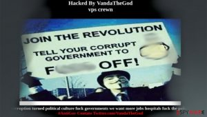 The person responsible for 7-year hacktivism campaigns gets exposed