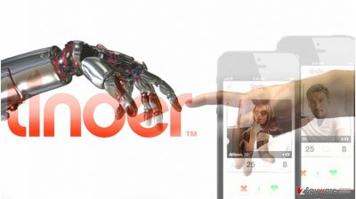 Beware of chatting with Tinder bot