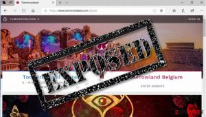 Tomorrowland's ticket system hacked, personal data stolen