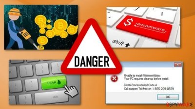 Threats and scams evolving 2018