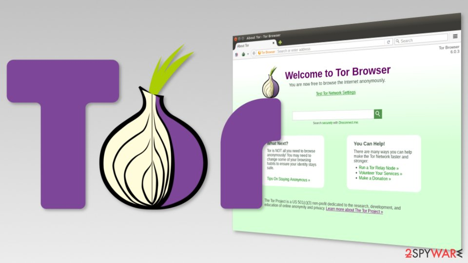 The Most Secure Browser - Tor browser