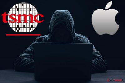 The TSMC appears to be hacked by a version of WannaCry ransomware