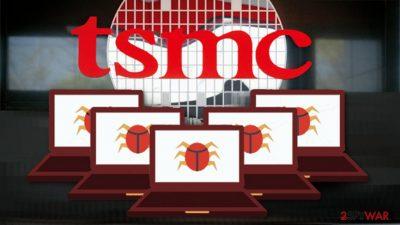 TSMC shut down its factories due to malware attack