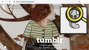 Bug in Tumblr possibly revealed personal users' data
