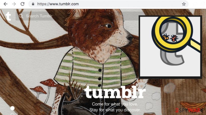 Tumblr patched a bug that could expose users data