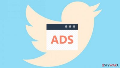 Twitter involves in ad targetting services. 2FA phone numbers used
